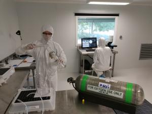 Ateliers Bigata Pressurized Safety Equipment Maintenance