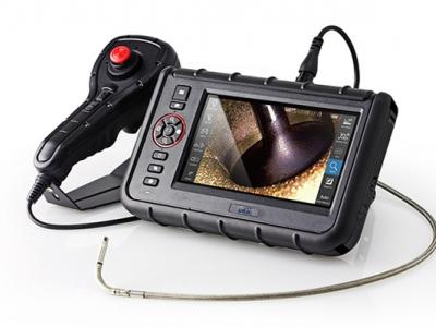Capacitive Touch Technology Borescope
