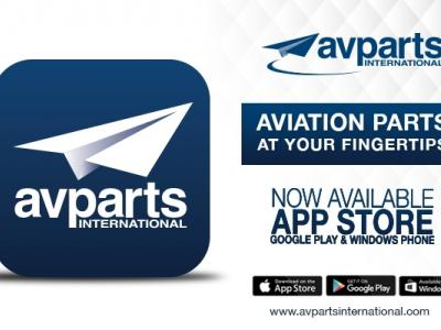 Avparts International Mobile Application