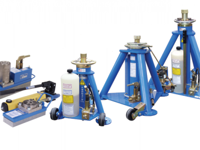 Aircraft Jacks - For Any Operation - Axle and Tripod