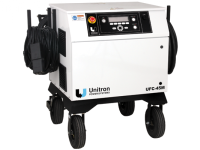 Unitron UFC-45M 45 kVA Ground Power Unit