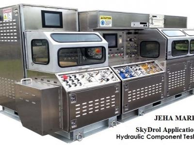 Aircraft Hydraulic Component Test Stands and Benches