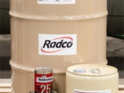 RADCOLUBE® FR257 is a military-qualified synthetic, fire-resistant hydraulic fluid consisting of synthetic hydrocarbon base oils and additives. Designed for safe use in low temperature aircraft and missile hydraulic systems. MIL-PRF-87257 C Qualified.