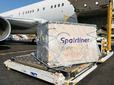 Spairliners Embraer E-Jet AOG Support