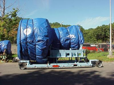 United Industrial Shipping Covers