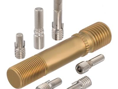 Precision Threaded Products Ring And Key Locking Studs